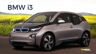 BMW i3 Electric Review