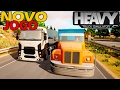 Novo Simulador de Caminhão Para Android Heavy Truck Simulator