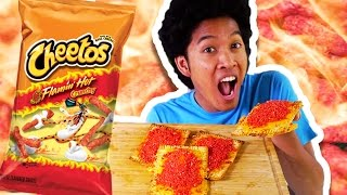 Hot CHEETOS POPTART!!!