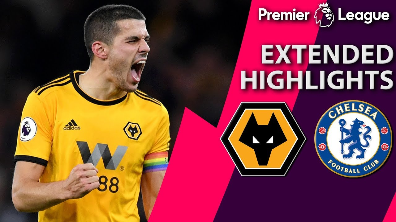 Wolves v. Chelsea I PREMIER LEAGUE EXTENDED HIGHLIGHTS I 12/5/18 I NBC Sports