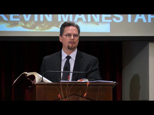 Release - Elder Kevin Manestar