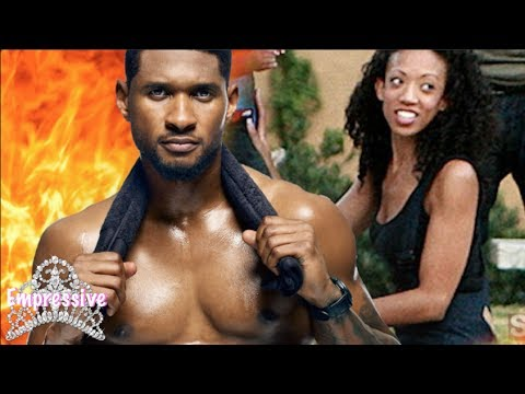 Usher allegedly gave his stylist herpes and paid her 1.1 million to keep quiet