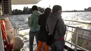 Красивое видео: От Петербурга до Кронштадта и обратно