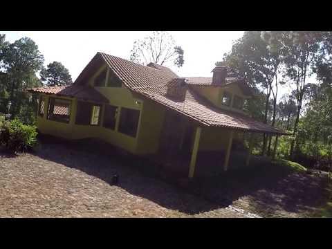 Cabaña En Venta Mazamitla 3 Hab 2 Wc 2 Chimeneas