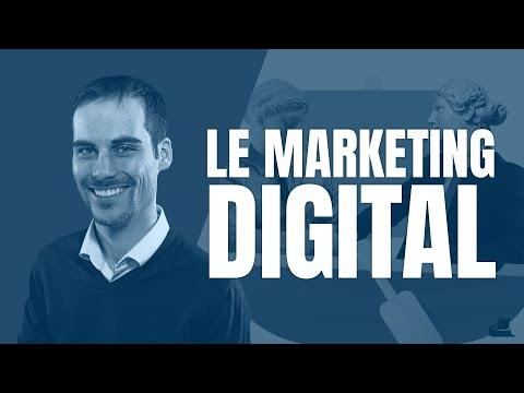 C'est quoi le marketing digital en 2021 ?