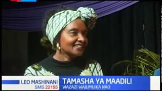Wanafunzi wa Riara waigiza katika Tamasha ya Maadili