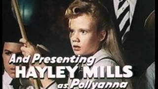 Pollyanna (1960) Disney Home Video Australia Trailer