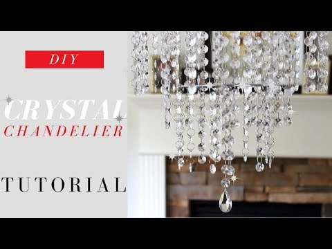 diy-crystal-chandelier-tutorial-|-elegance-for-only-$20.