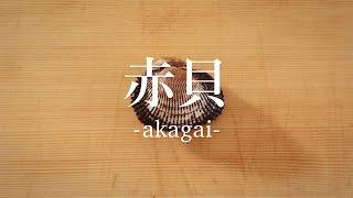 赤貝(あかがい)のさばき方 - How to filet Bloody clam -|日本さばけるプロジェクト
