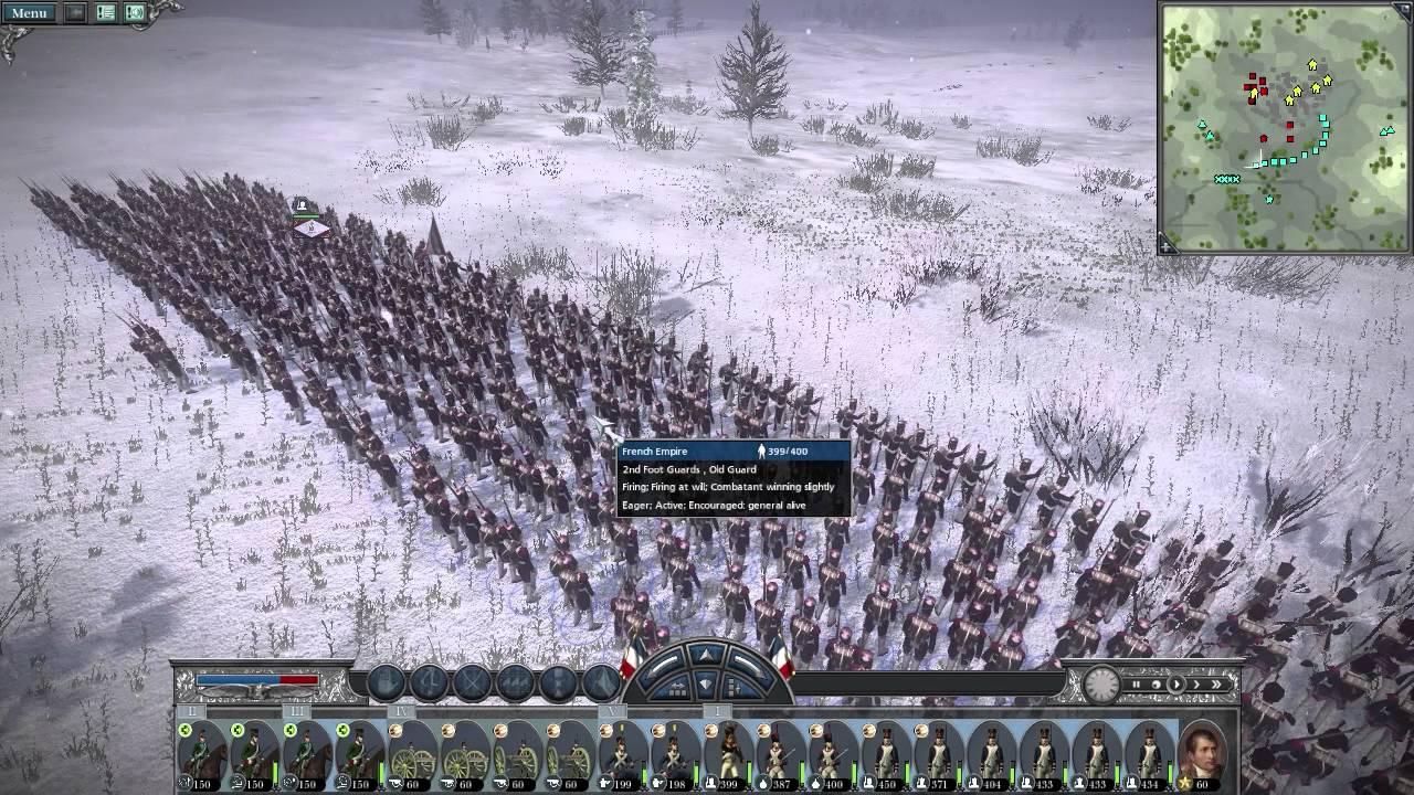 Napoleon total war дарт мод скачать