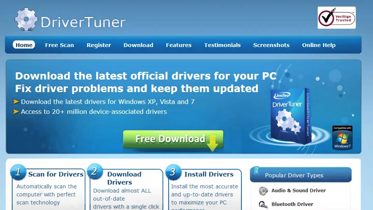 driver tuner 3.5.0.0