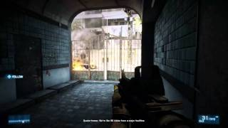 Battlefield 3 Single Player Testing - PC Perspective