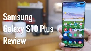 Samsung Galaxy S10 Plus (12GB) Review Videos