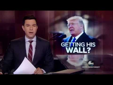 ABC World News Tonight 01/21/18 - Sources say Trump came close to striking a deal with Democrats...