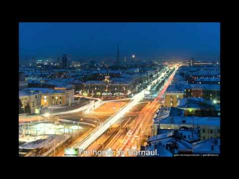 My Winter Trip To Barnaul