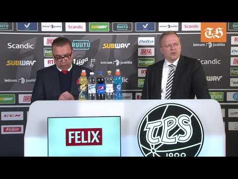 8.3.2018 TPS - HIFK Postgame Show