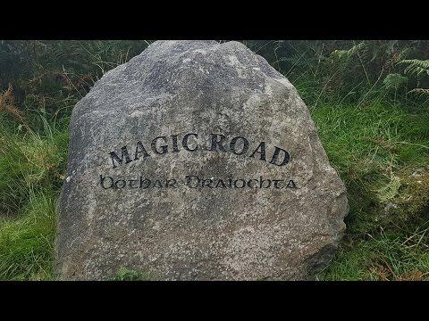 The Magic Roads of Ireland