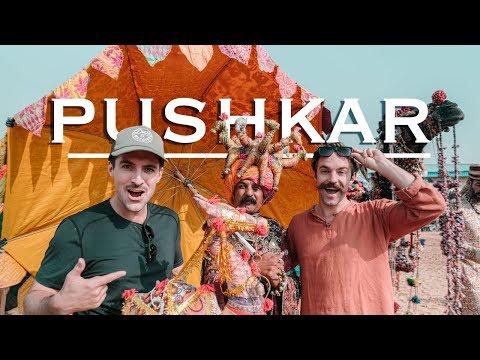 Pushkar Camel Fair   India's Best Festival?