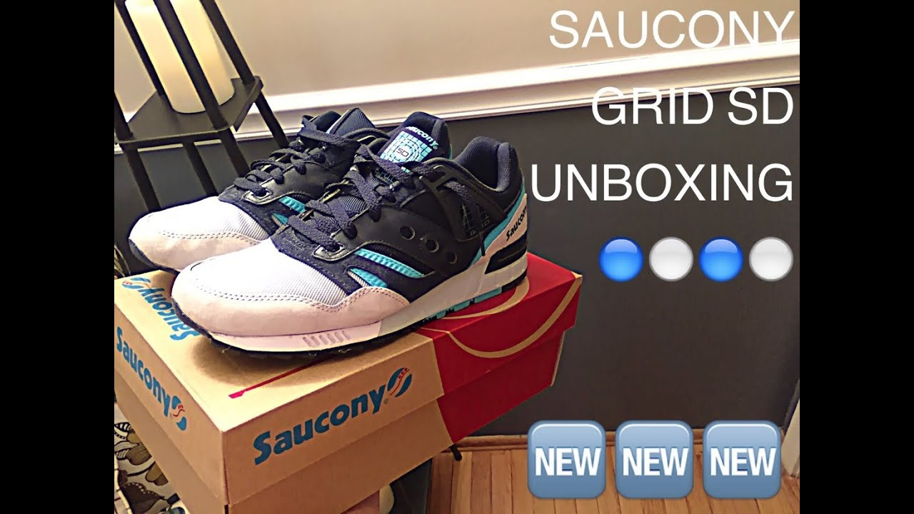 c3dcee9d Saucony Grid SD Review + ON FEET HD!