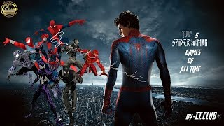 top five spider-man games of all times