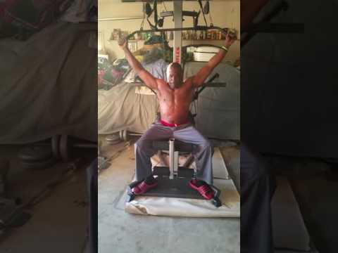 Full Body Workout On Bowflex