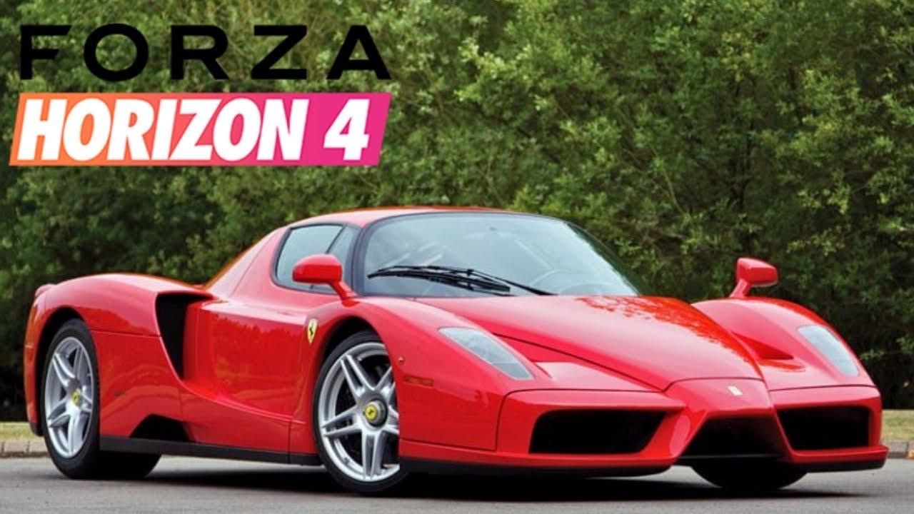 Forza Horizon 4 , Enzo Ferrari
