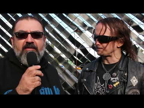 The Jimmy Cabbs 5150 Interview Series with Watain