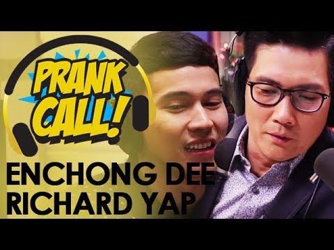 Prank Call: Enchong Dee at Richard Yap, nadali si Rayver Cruz sa prank calls!