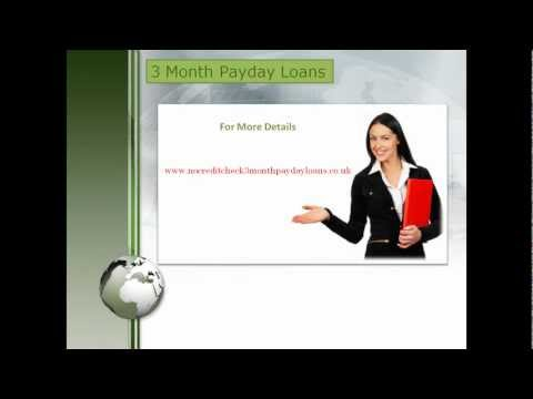 3 month payday loans from YouTube · High Definition · Duration:  1 minutes 3 seconds  · 1,000+ views · uploaded on 2/16/2012 · uploaded by paydayloans0