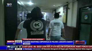 Download Video Pesinetron Claudio Martinez Diringkus Polisi Karena Konsumsi Sabu MP3 3GP MP4