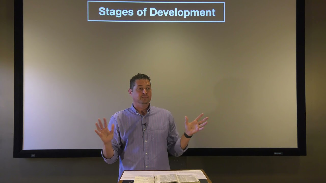 First John - #11: Stages of Development