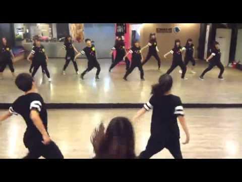 T-ara N4 Jeon Won Diary Dance Tutorial Dạy Nhảy version 2