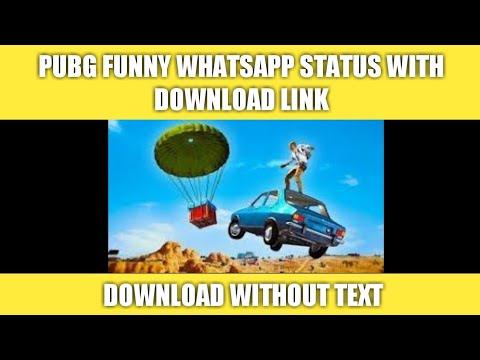 PUBG FUNNY WHATSAPP STATUS VIDEO | DOWNLOAD LINK - YouTube