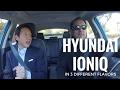 2017 Hyundai IONIQ 1st drive with Product Planner, John Shon