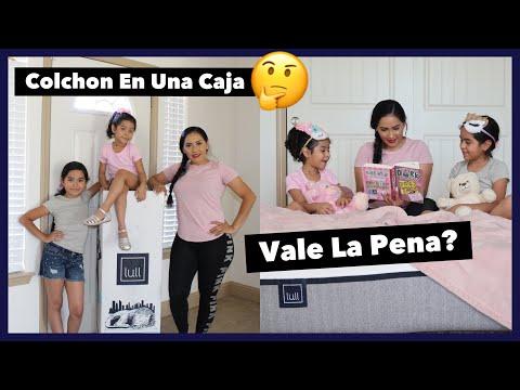 Lull Mattress Unboxing Versión En Español