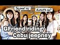 Gfriend in Cebu, Philippines + Speaking Tagalog and Cebuano