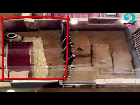 هذه هي الصوره الحقيقيه لقبر النبي محمد ﷺ