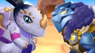 Top 3 STRONGEST DRAGONS In Dragon Mania Legends! - DML #654