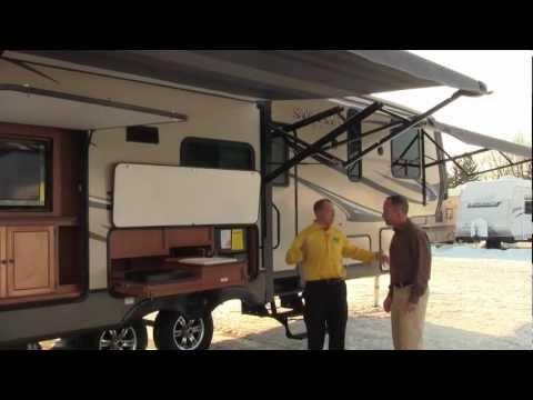 Sun Lite Travel Trailer
