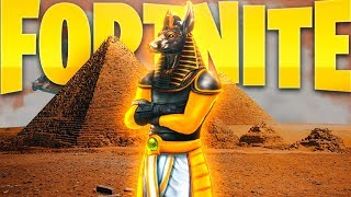 Video **TEMPORADA 5** EL ANTIGUO EGIPTO!? FORTNITE: Battle Royale download MP3, 3GP, MP4, WEBM, AVI, FLV Agustus 2018