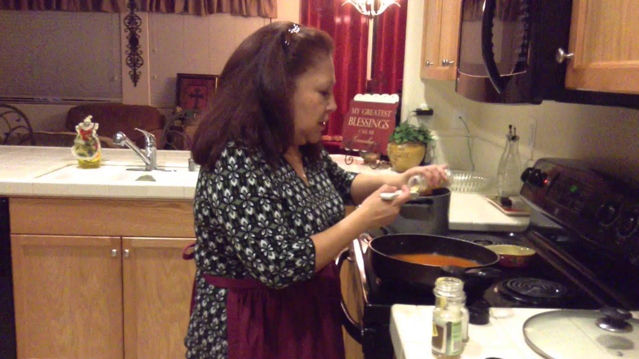 Easy Arroz con Pollo Mexican Rice and Chicken Cooking