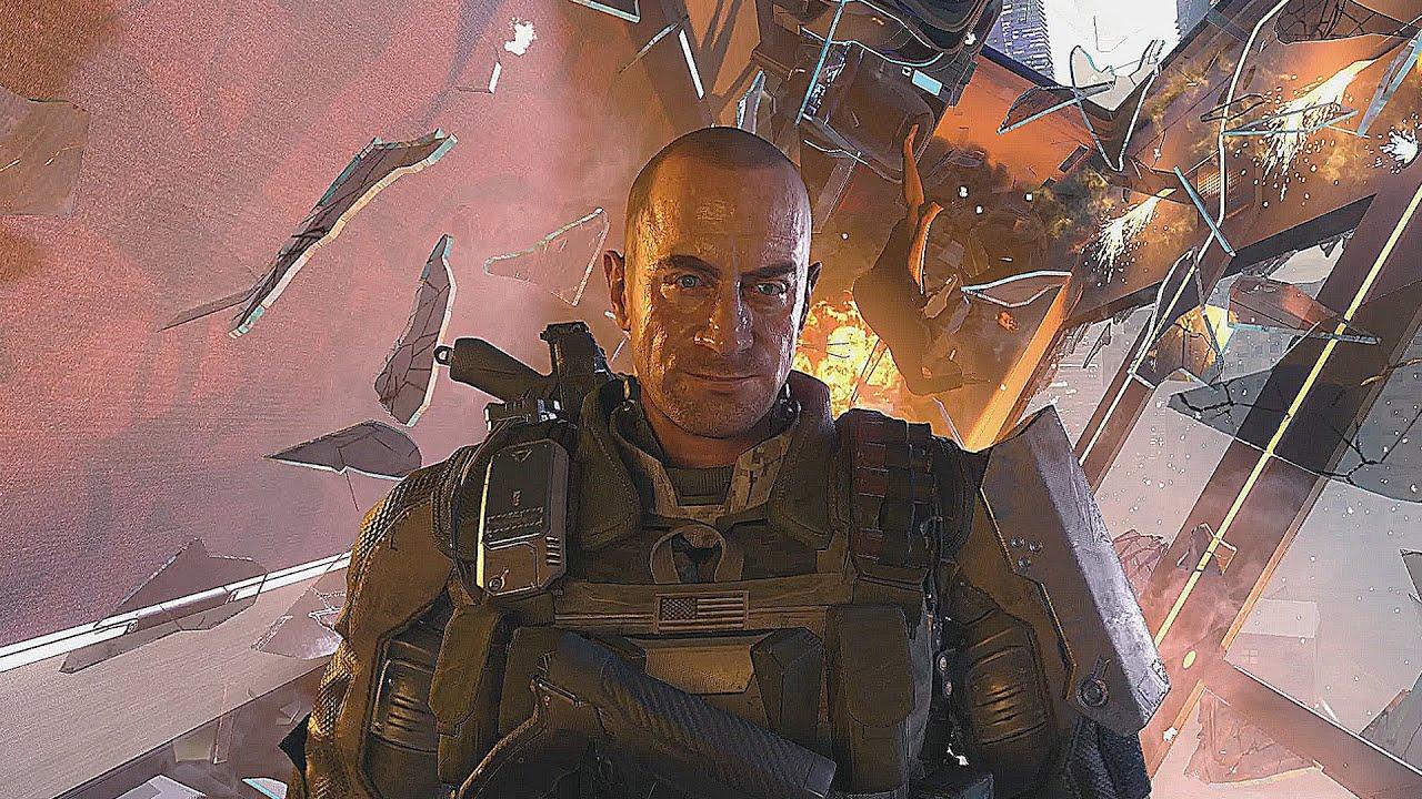 Train go boom - Call of Duty Black Ops 3