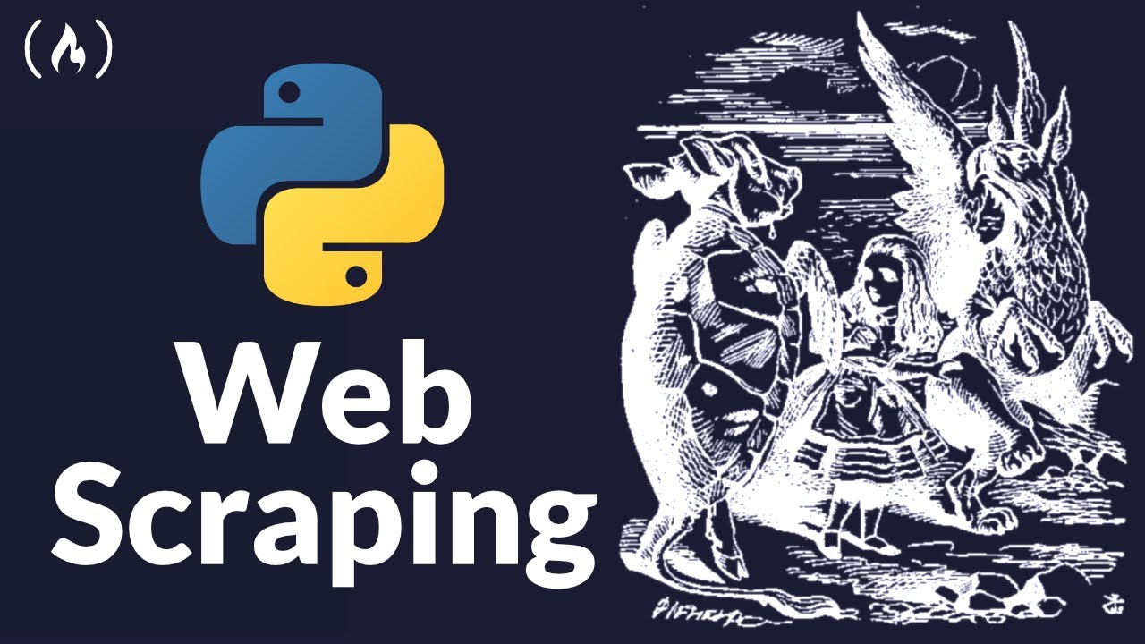Web Scraping with Python - Beautiful Soup Crash Course