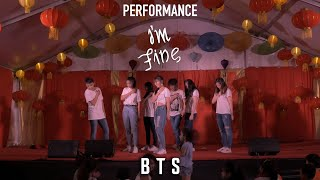 "Gambar cover [PERFORMANCE] BTS (방탄소년단) - ""Save ME + I'm Fine"" Dance Cover by MONOCHROME"
