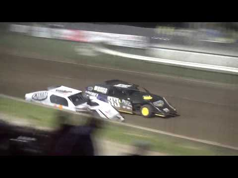 Modified Heat 3 Lafayette County Speedway 9/15/18