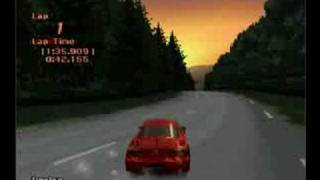 [GT2] S15 Silvia drifting @ Deep Forest