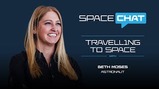 Science with Virgin Galactic | Beth Moses, Travelling to Space