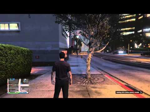 GTA V Online - Cop Says You F*ckin Penis! (Funny cop)