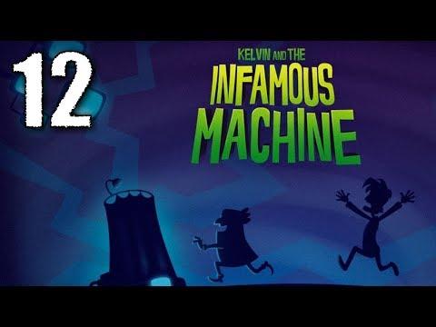 """Let´s Play """"Kelvin and the Infamous Machine"""" #12 (German/Deutsch) ETWAS IST SCHIEF GELAUFEN! [HD+]"""