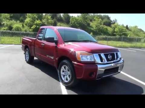 2009 Nissan Titan 9N303529 - Johnson City TN
